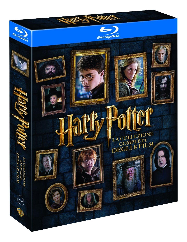 Harry Potter Collezione Completa SE 8 Blu-Ray Italia Blu-ray ...
