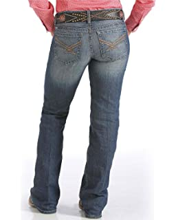 2cd3a9ad1f1 Cinch Women s Jenna Relaxed Fit Jeans - Mj80152071 at Amazon Women s ...