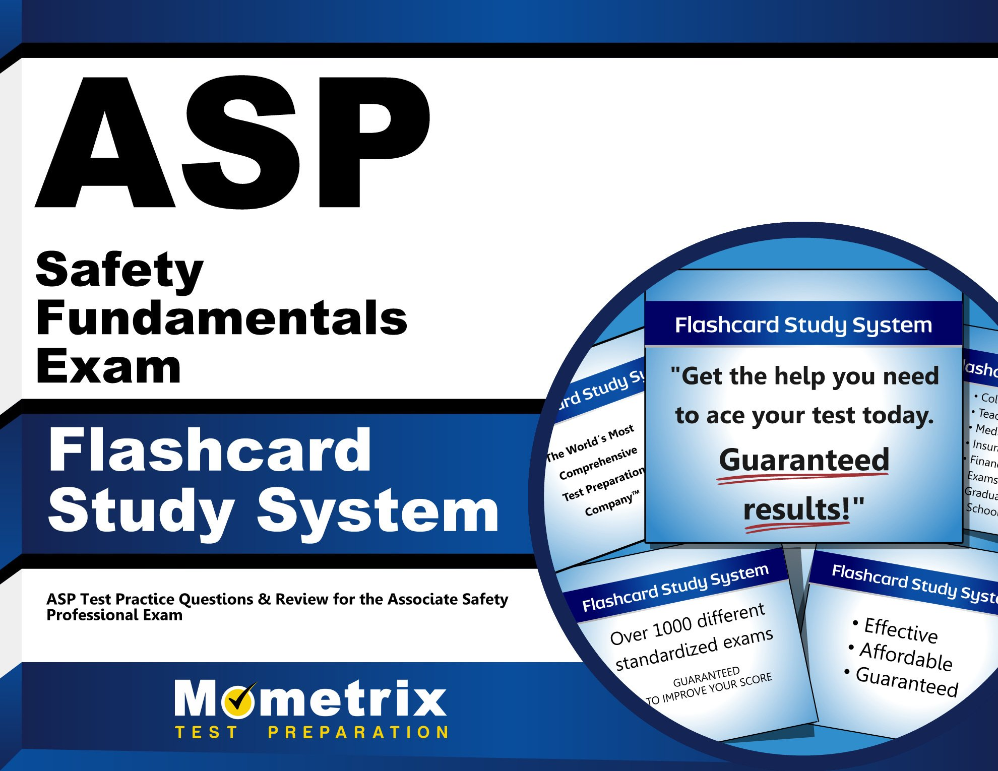 Buy Asp Safety Fundamentals Exam Flashcard Study System Asp Test