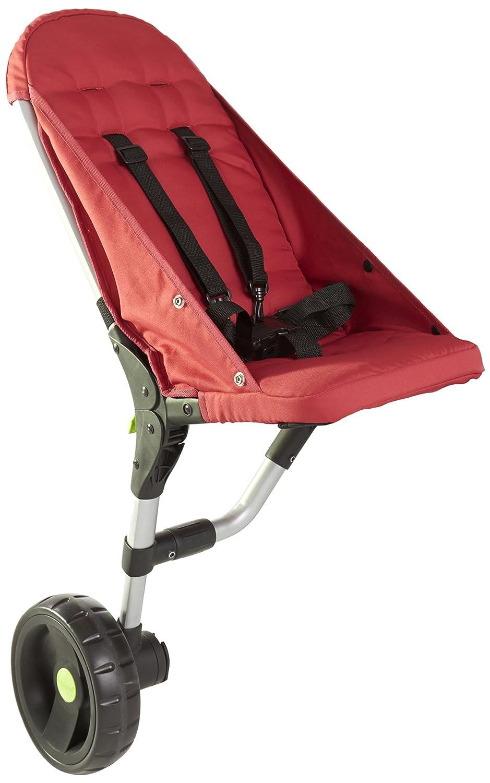 Revelo Buggypod Lite, Sidecar per passeggino, Rosso (rot) 841020
