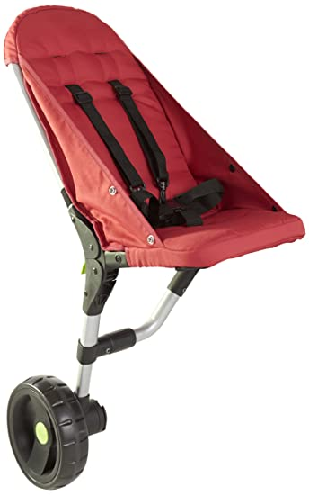 Amazon.com: Buggypod Lite, color negro (color rojo): Baby