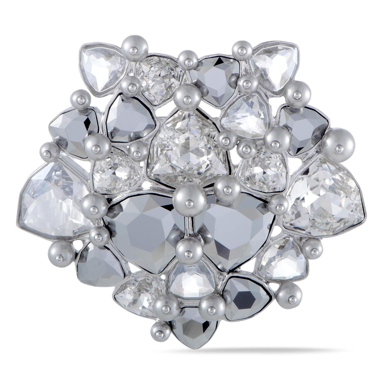 Amazon com: Swarovski Fortuna Crystals Brooch: Jewelry