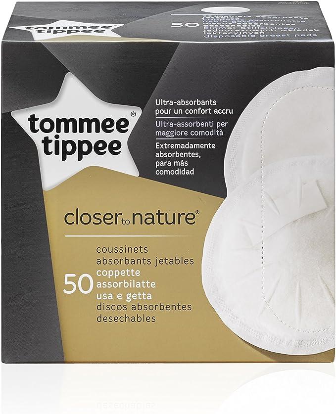 Tommee Tippee Closer to Nature - Discos de lactancia absorbentes ...