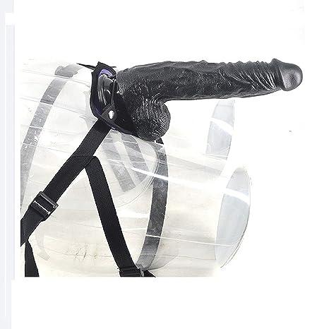 strap-on Harness Arnés con enorme Consolador 28 cmx 5,5 cm para ...