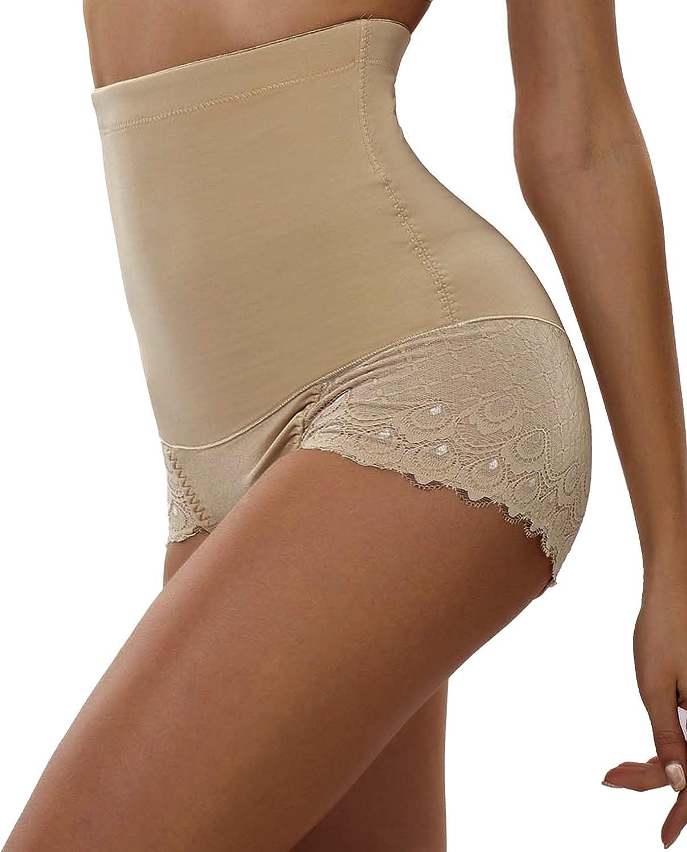 HelloTem Women Seamless Butt Lifter Padded Butt Hip Enhancer Shaper Panties Underwear