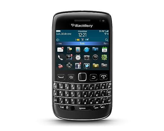 BlackBerry Bold 9790 Smartphone (Black): Amazon co uk
