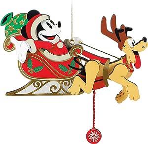 Hallmark Shower Season Pluto A Year of Disney Magic Series Ornaments