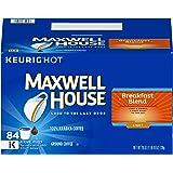Maxwell House Breakfast Blend Keurig K Cup Coffee Pods