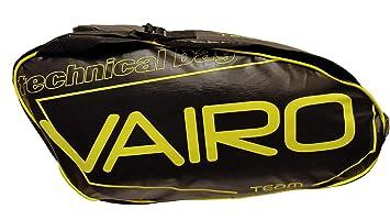 VAIRO PALETERO Team Negro: Amazon.es: Deportes y aire ...