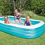 "Intex Swim Center Family Inflatable Pool, 120"" X"
