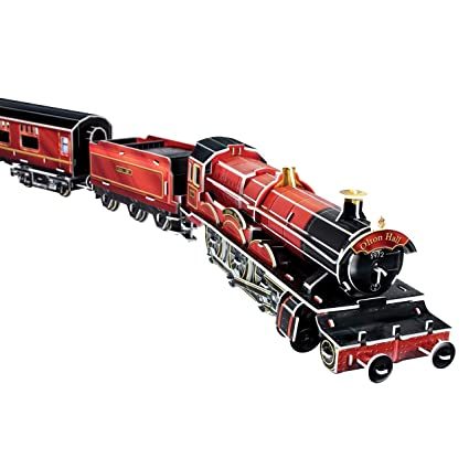 Toys & Hobbies Locomotive Paper Model Toys Handmade 3d Diy Creative Train Decorate Toys Gift For Children Building & Construction Toys