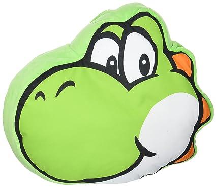 Little Buddy Super Mario Bros. 1260 Yoshi Cara de Peluche ...