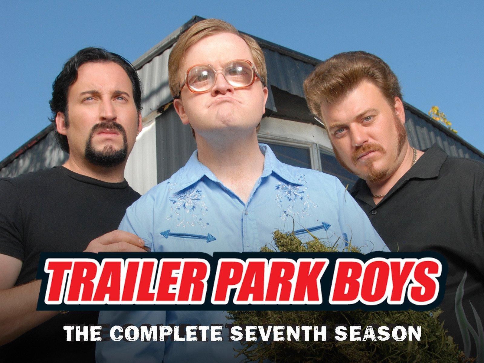 Watch Trailer Park Boys Season 7 Prime Video