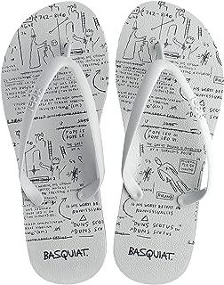 product image for Tidal Jean-Michel Basquiat Flip Flop Men