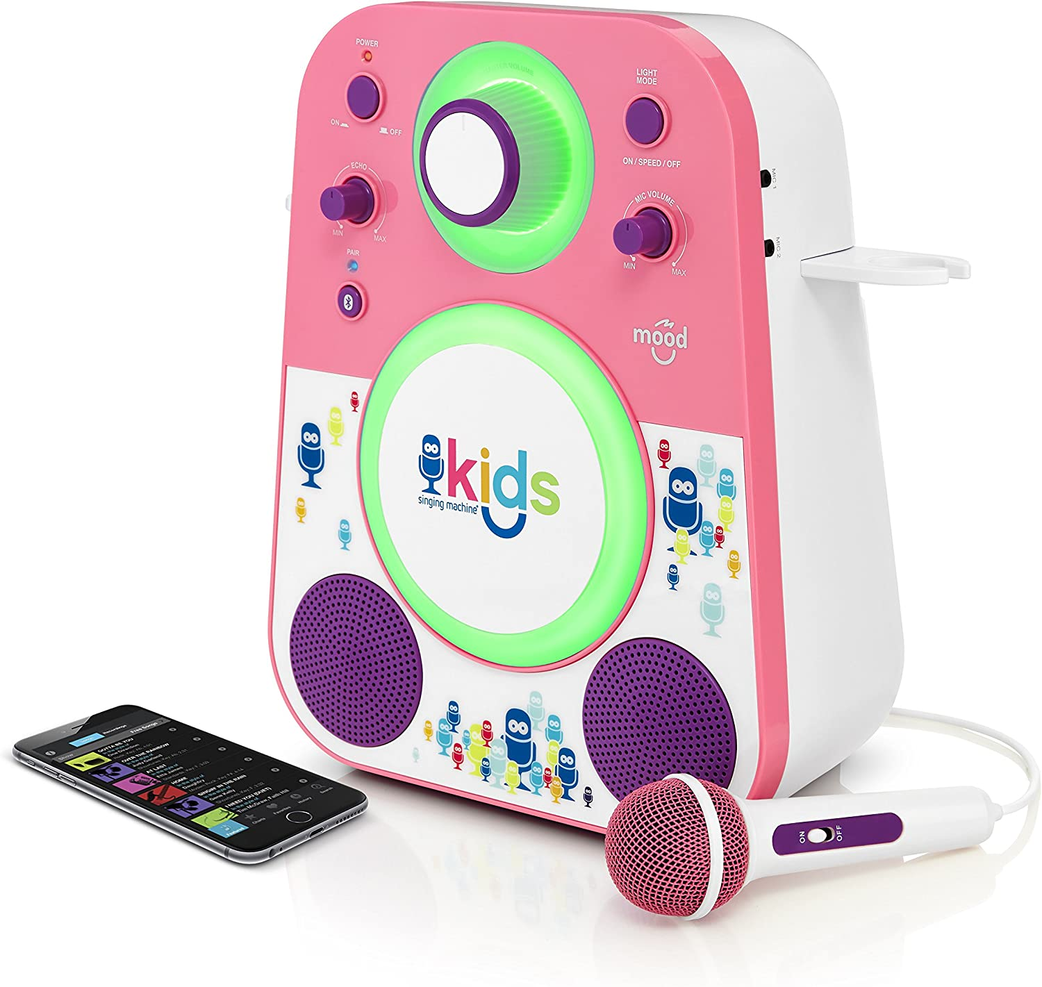 Top 10 Best Karaoke Machine for Kids You Should Buy - My ...