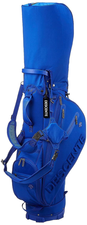 [デサントゴルフ] キャディバッグ DQBLJJ00 B077R9H2GG BL00(ブルー)