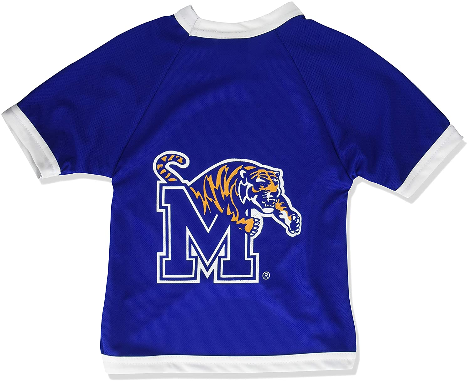 sneakers for cheap 5995d 84a66 Amazon.com : NCAA Memphis Tigers Athletic Mesh Dog Jersey ...