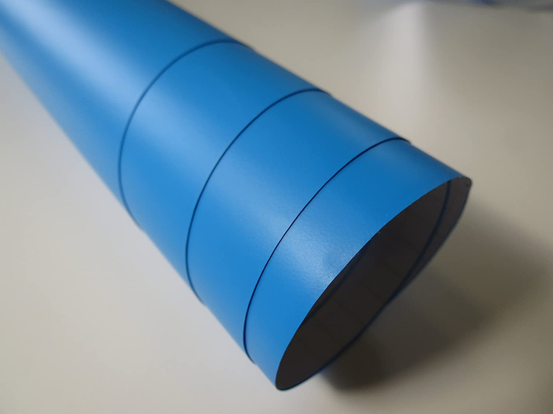 Könighaus Powder Azul Mate Auto Pantalla 300x 152cm burbujas con instrucciones