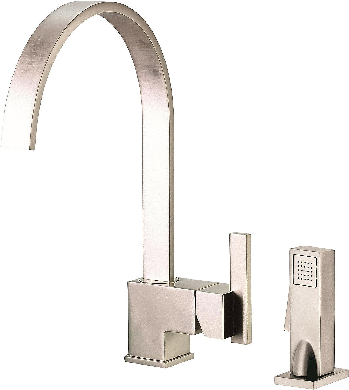 Moen FBA/_CA87528 Kitchen Faucet Chrome Standard Plumbing Supply