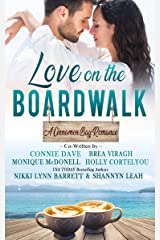Love on the Boardwalk (A Cinnamon Bay Romance Book 1) Kindle Edition