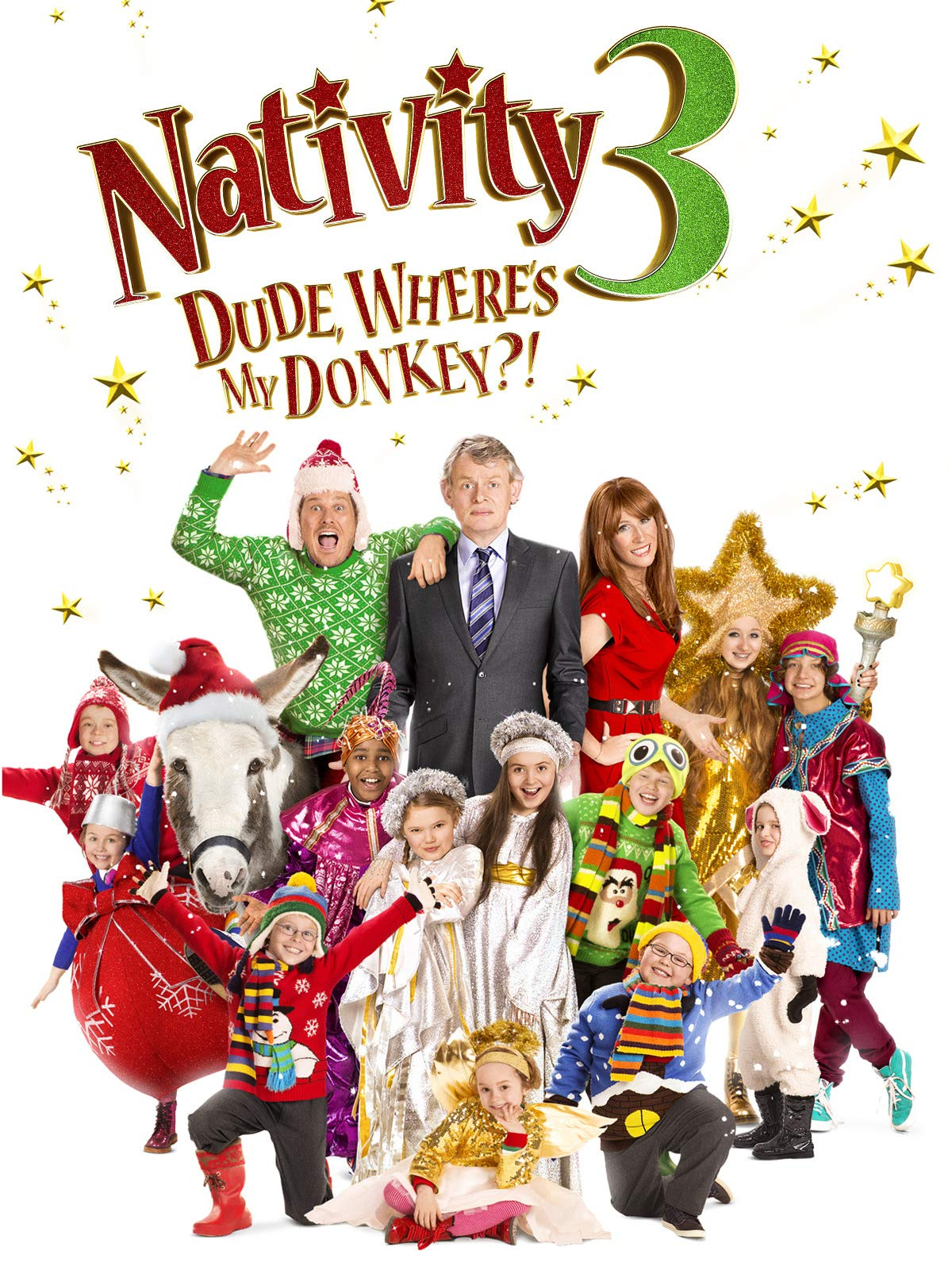 Watch Nativity 3 Dude, Where's my Donkey?! | Prime Video