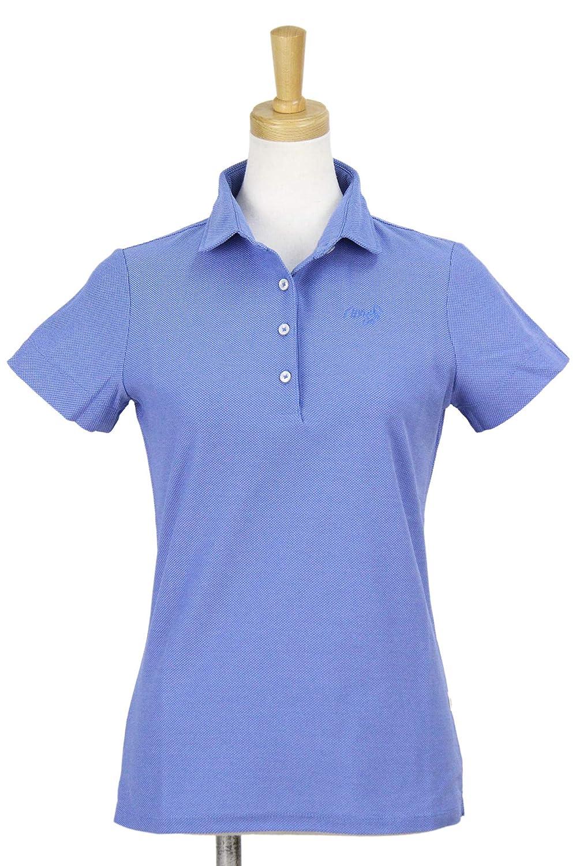 ポロシャツ レディース モコ MOCO スツールズ STOOLS 2019 春夏 ゴルフウェア 22-2191240 L(40) ブルー(94) B07PLCZT9F