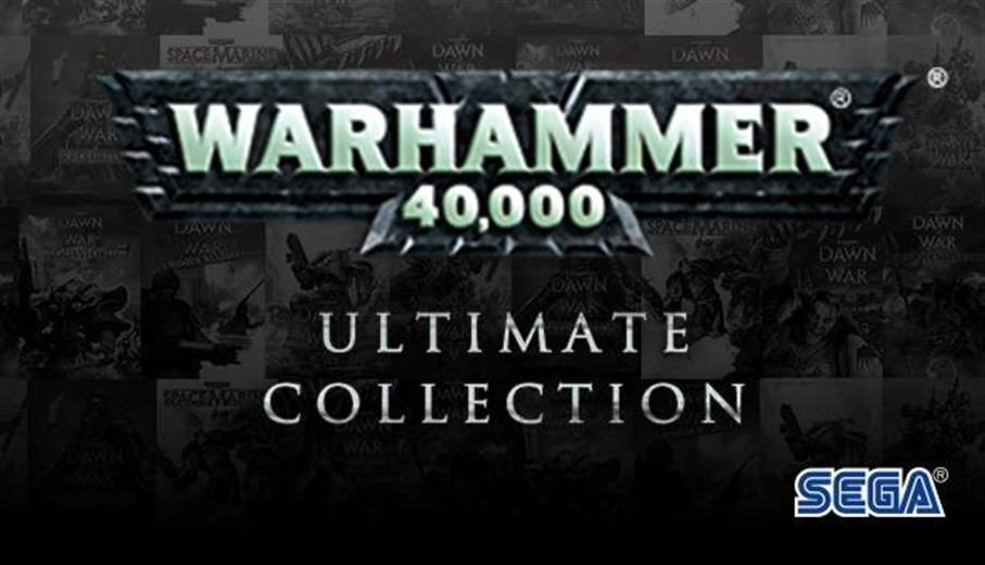 SEGA's Ultimate Warhammer 40,000 Collection [Online Game Code] by Sega