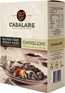 Casalare Cannelloni Pasta 125 g x 6