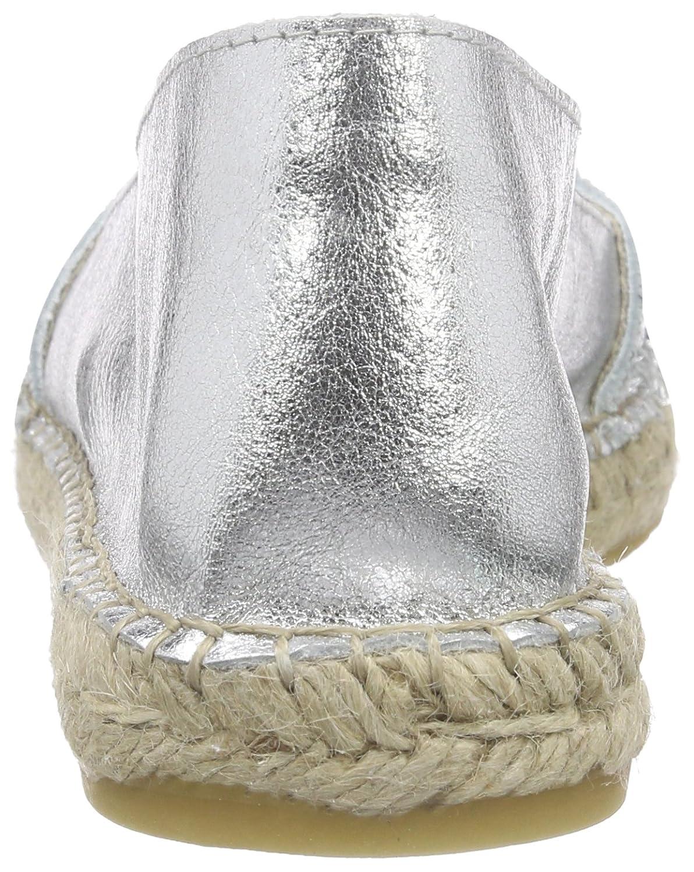 Buffalo Silber 810730 Escamas Damen Espadrilles Silber Buffalo (Plata 06) 4fdfb7
