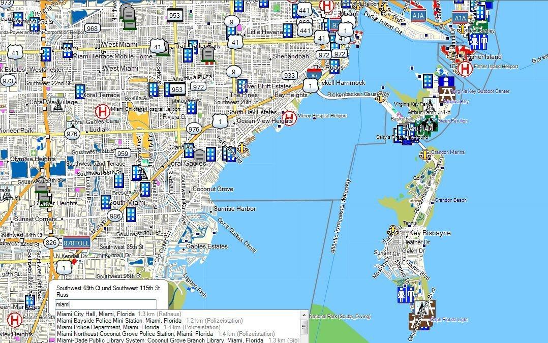 ☆North America, USA, Canada, Mexico Garmin Karte Outdoor ...