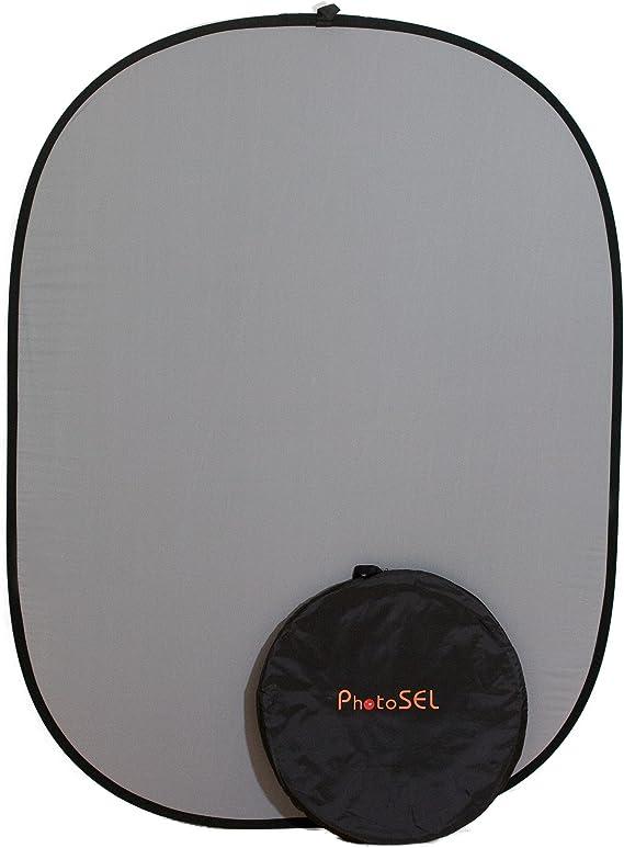 Photosel Bd213a 1 5 X 2 M Faltbarer Hintergrund Mit Kamera