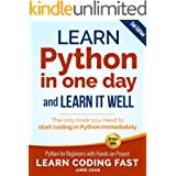 Python (2nd Edition): Learn Python in One Day and Learn It Well. Python for Beginners with Hands-on Project. (Learn Coding Fast with Hands-On Project Book 1) (English Edition)