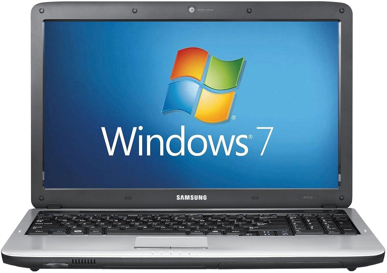 Samsung NP-RV510-A0NUK - Ordenador portátil de 15,6 (Celeron T3500, 4 GB de RAM, 640 GB de disco duro) - teclado inglés QWERTY: Amazon.es: Informática