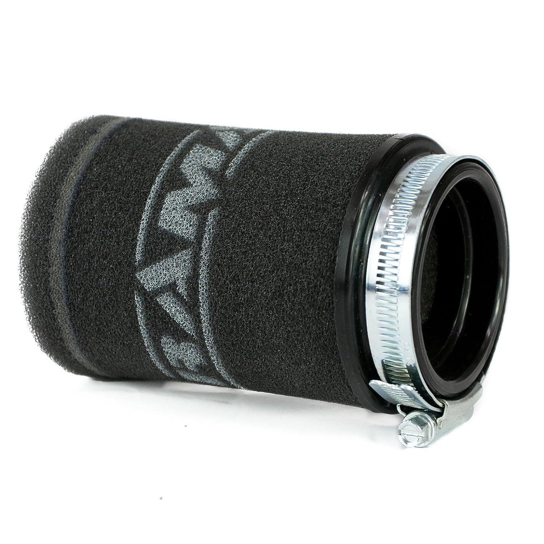 nero 55/mm Filtri Ramair mr-015/per motocicletta per filtro dell aria