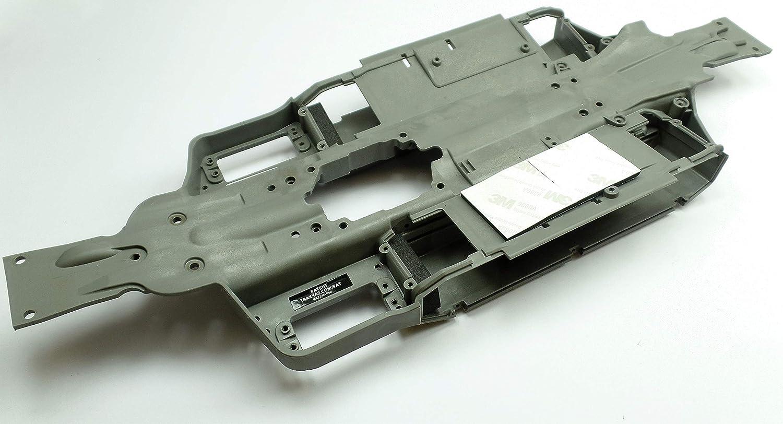Traxxas E-Revo 8622 Chassisplatte Grau TER/®