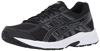 new arrival f127b 02200 ASICS Gel-Contend 4 Women's Running Shoe, Black/Black/Carbon, 6.5 W US
