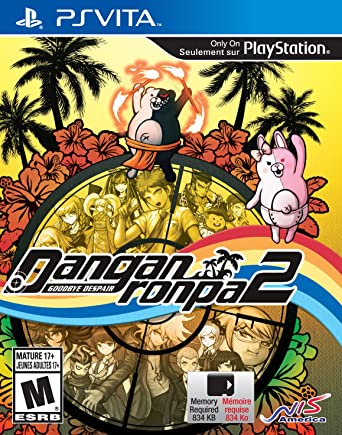 Image result for danganronpa vita