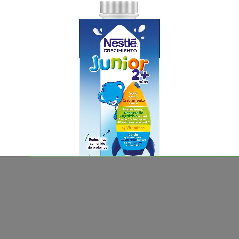 NESTLÉ JUNIOR 2+ Original - Leche para niños a partir de 2 años - 6x1L: Amazon.es: Alimentación y bebidas