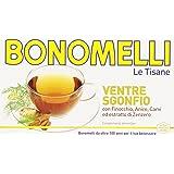 Bonomelli - Tisana Ventre Sgonfio, Con Finocchio, Anice, Carvi Ed Estratto Di Zenzero - 32 G