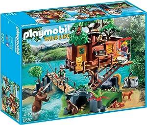 Playmobil Casa del Árbol de Aventuras 5557 , color/modelo surtido ...