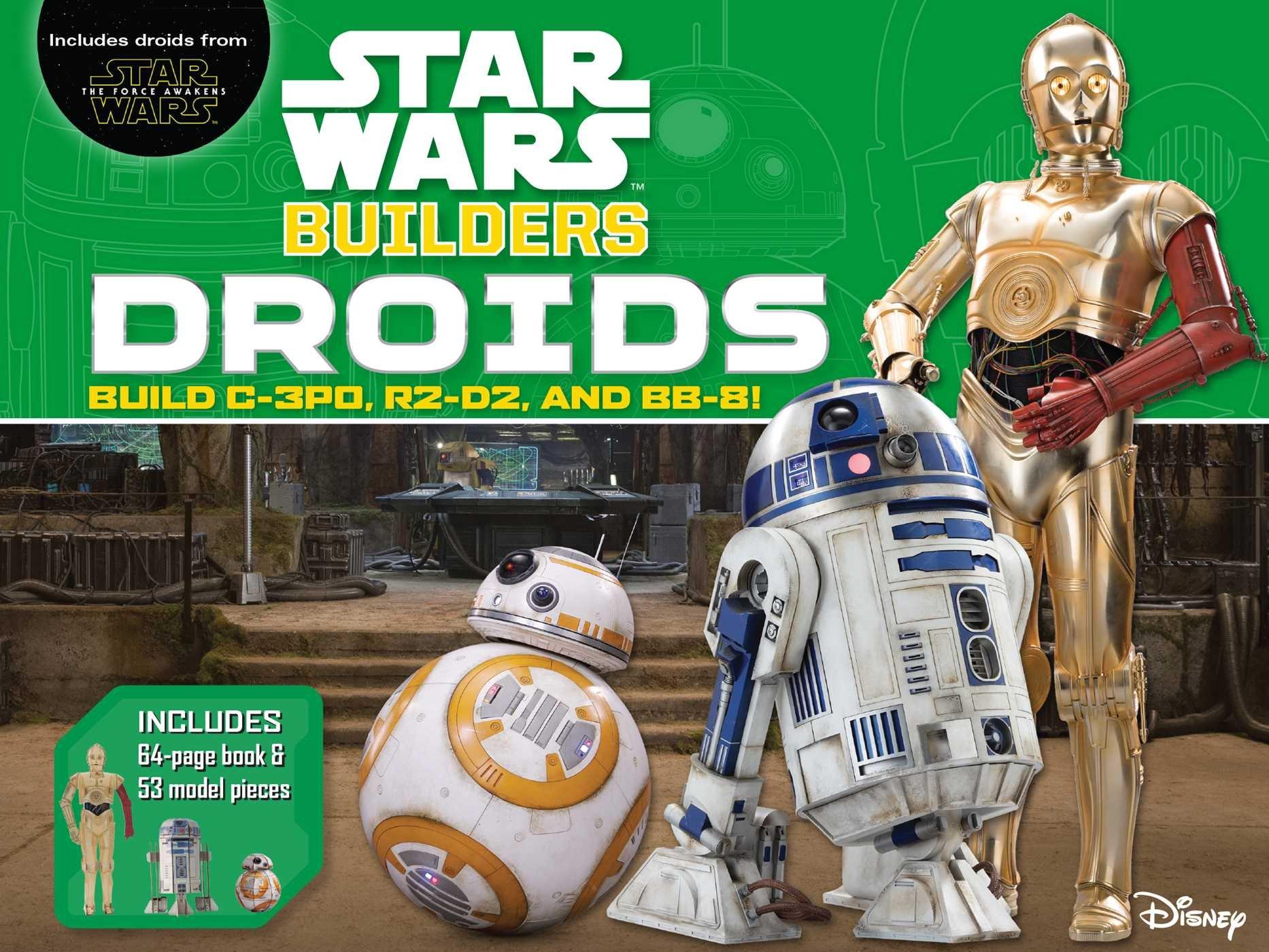 Star Wars Builders: Droids ebook