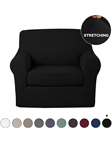 Turquoize Stretch Sofa Covers Couch Slipcover Chair Sofa Loveseat Cover 10  Colors 4 for 1 ac691971c3