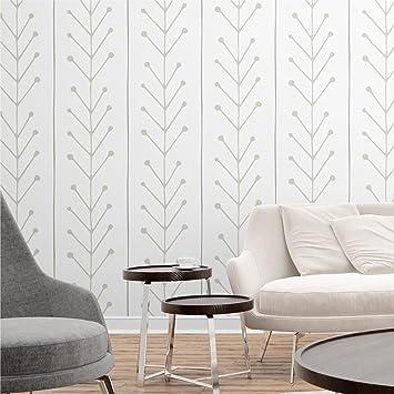 Tapeten, Wanddeko, Tapete (130 X 275 Cm, Skandinavische Tapeten,  Minimalistische Wandbilder