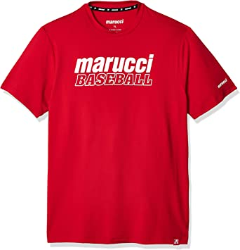 Tee Shirt Adult Marucci MATPFMUSA USA America T-Shirt