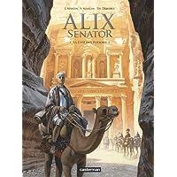 Alix senator, Tome 8 : La cité des poisons