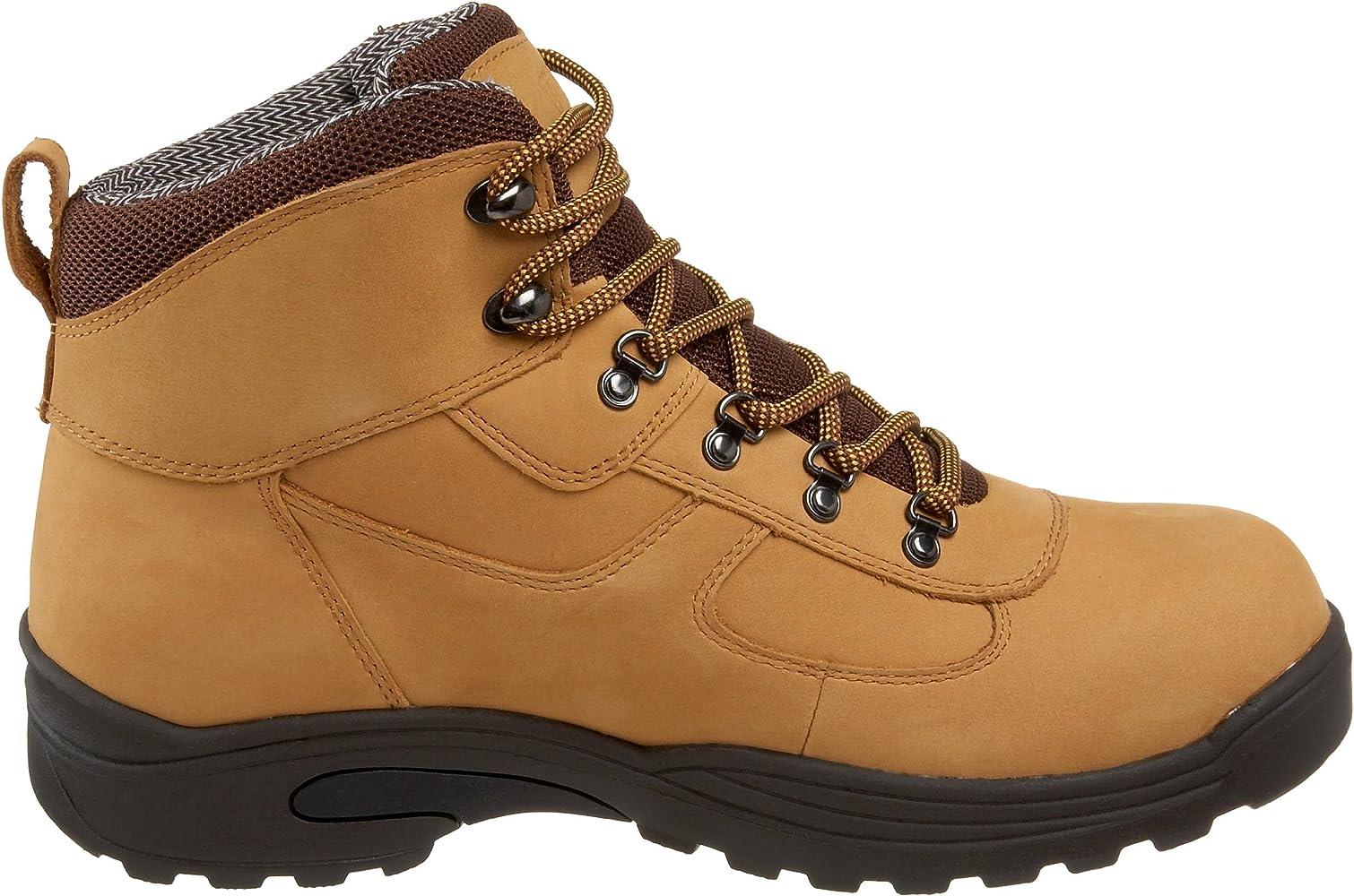 Drew Shoe Men's Rockford Boot, Wheat
