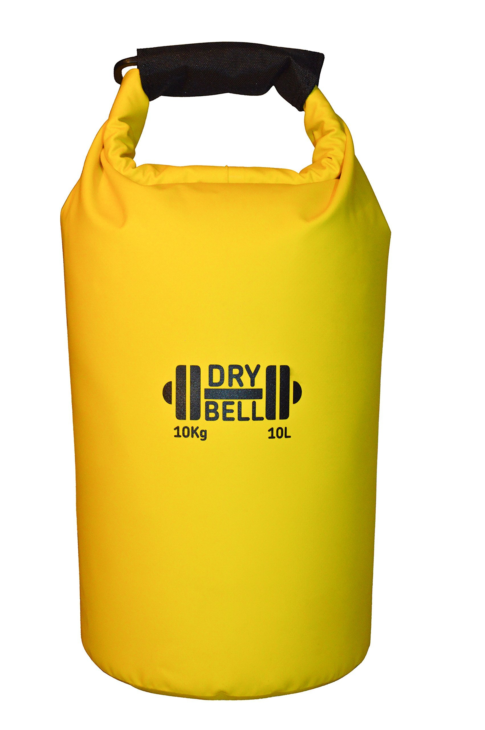 Heavy Duty Dry Bag Dumbbell ''DryBell'' Waterproof Bag - Sand / Water Weight