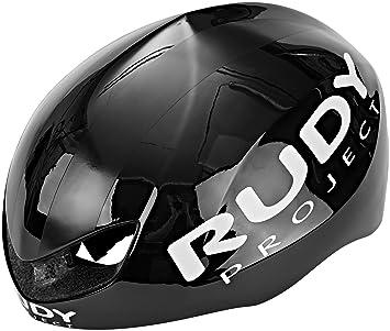 Rudy Project Boost Pro - Casco de Bicicleta - Negro Contorno de la Cabeza S-M |