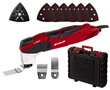 Amazon.com: Einhell RT-MG 200 E W multifunción herramienta ...