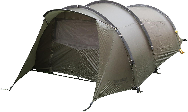 Eureka! Scenic View 3 SUL Tent Dark Grün 2018 Zelt